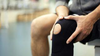 膝の痛み,サポーター,効果