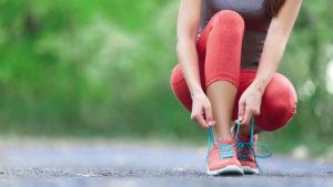 膝の痛み,靴,中敷き