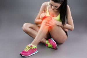 炎症,膝の痛み,腫れ