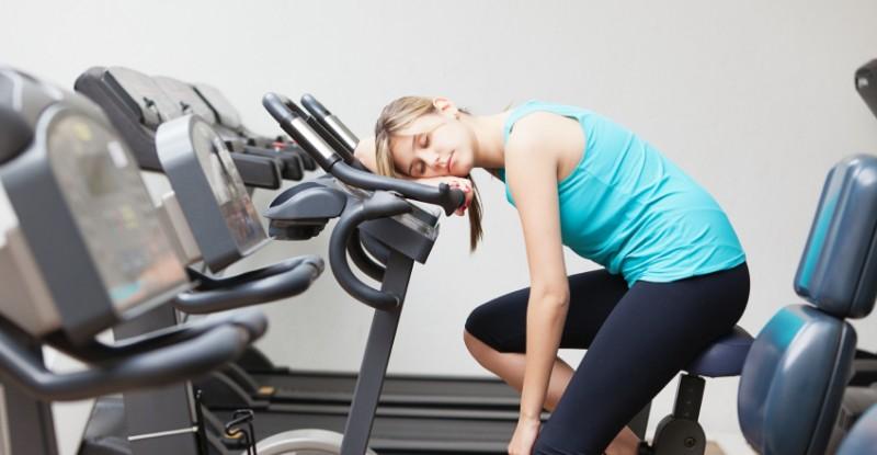 膝の痛み,原因,運動不足