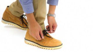 膝の痛み,靴