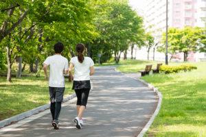 変形性膝関節症,歩行