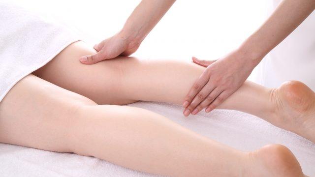 膝の痛み,マッサージ
