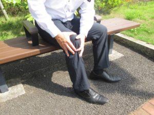 大阪,膝の痛み,歩くと痛い
