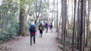 登山,膝の痛み,原因