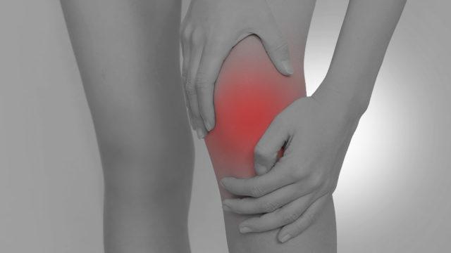 膝の痛み,動き始め