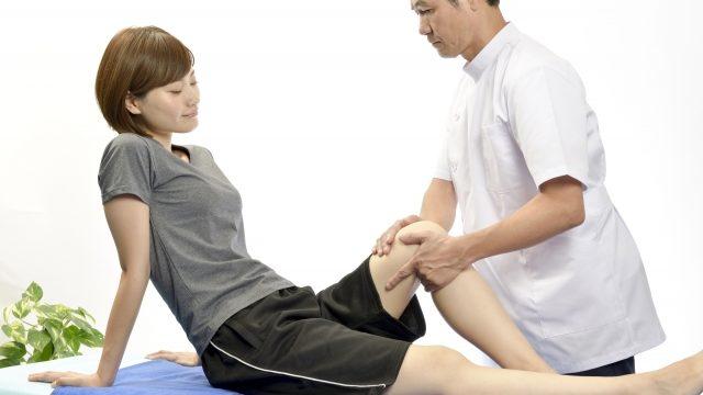 変形性膝関節症,40代,女性