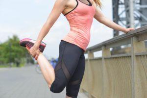 膝の痛み,予防,ストレッチ