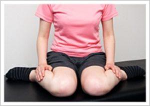 膝の痛み,原因,関節包
